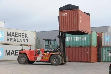 container handling Spiesens