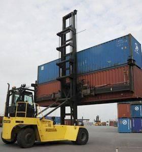 Empy Container Handler