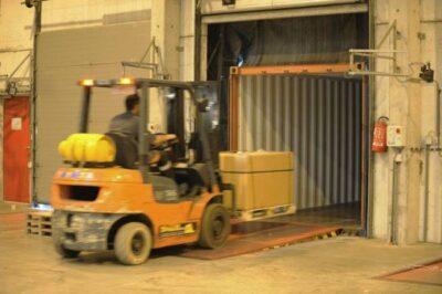 LPG aangedreven heftrucks - Geschikt voor gebruik in magazijnen