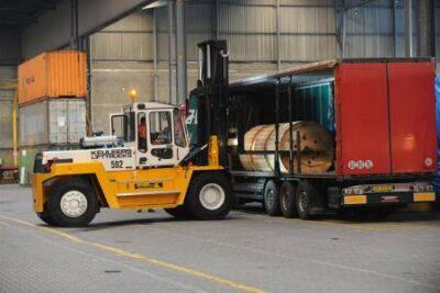 Diesel aangedreven heftruck - Geschikt voor gebruik in openlucht