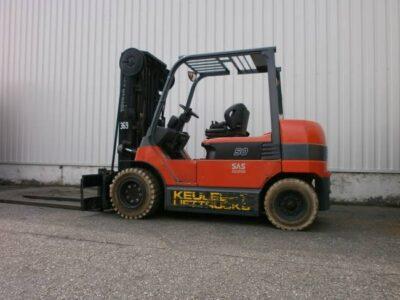 TOYOTA 7FBMF50 5 ton elektrische heftruck